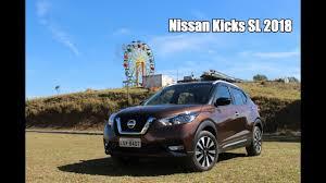 2018 nissan kicks interior. beautiful interior nissan kicks 2018 sl 16 cvt  falando de carro and nissan kicks interior