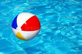 swimming pool beach ball background. Download Beach Ball In Swimming Pool Stock Photo - Image Of Multi, Level: 38225870 Background