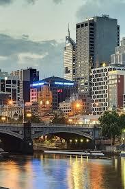 melbourne australia city river