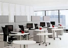 how to arrange an office. How To Design The Interior Of A Small Office For Staff 4-5 Employees, We`ll Consider Here. Arrange An