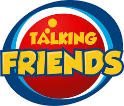 Talking Friends Logo / Entertainment / Logonoid.com