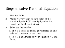 rational equation solver with steps free tessshlo