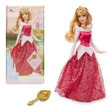 MỚI 2021 Búp Bê Công Chúa Ngủ Trong Rừng Aurora Nguyên Bản Trong Phim Hoạt  Hình Sleeping Beauty Disney Classic Doll
