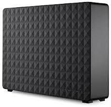 <b>Seagate Expansion Desktop</b> 4TB External Hard Drive HDD – <b>USB</b>