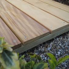 Q-Deck GARAPA HARDWOOD DECKING 21 X 145MM - SHORT LENGTH ...