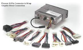 car audio accessories and adapters 06300 06 Pioneer 16 Pin Wiring Harness Pioneer 16 Pin Wiring Harness #67 pioneer 16 pin wiring harness diagram