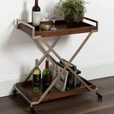 Details About Ivy Bronx Anthonyson Kitchen Trolley Utility Dining Bar Cart