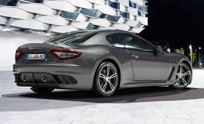2013 Maserati Granturismo – pictures, information and specs - Auto ...