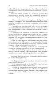 the elements of effective research understanding interventions page 26
