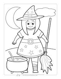 Toddlers and preschoolers prefer my happy halloween coloring sheets. Halloween Coloring Pages For Kids Itsybitsyfun Com