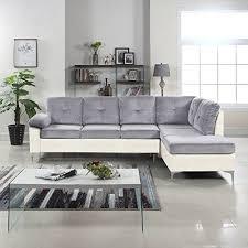 divano roma furniture modern 2 tone