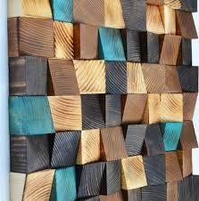 40 unique rustic wood wall decor ideas