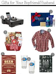 Christmas Gifts for Your Boyfriend/Husband | Life Unsweetened