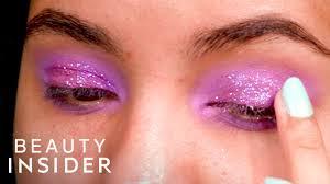 which glitter primer keeps eye makeup