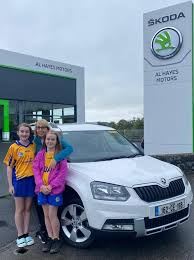 Congratulations to Geraldine pictured... - Al Hayes Motors Skoda | Facebook