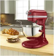 kitchenaid professional mixer. kitchenaid professional 5 plus mixer (5qt): empire red | everything kitchens kitchenaid r