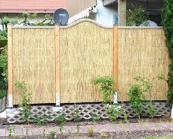 Sichtschutz Garten Selbst Gemacht Free Sichtschutz Terrasse
