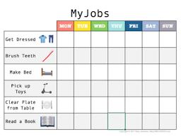 Kids Chore List Bundle New Lists Added Charts Chore
