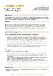 Office Admin Resume Samples Office Administration Resume Samples Qwikresume