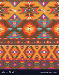 Aztec Patterns Simple Decorating Design