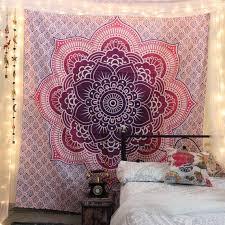mandala tapestry wall hanging wall
