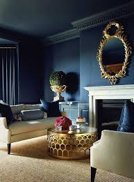 blue living room chair navy blue inspirations for spring home decor ideas modern on living room