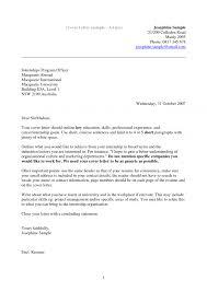 Sample Cover Letter For Resume Singapore Lezincdc Com