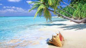 57+] Tropical Beach Pictures Wallpapers ...