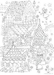 Tree House Coloring Pages 425 Tree House Coloring Pages Printable