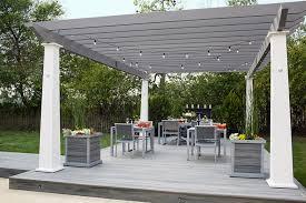 exterior space outdoor furniture