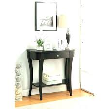 entryway table with storage fashionable round entryway table long foyer table round entryway table with storage