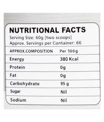 brio nutrition healthy carbs 4 kg
