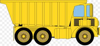 Pickup truck Dump truck Clip art - Contruction Truck Cliparts png ...