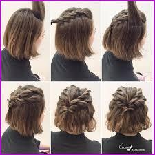 Coiffure Pour Cheveux Au Carre Facile 266836 Coiffure Simple
