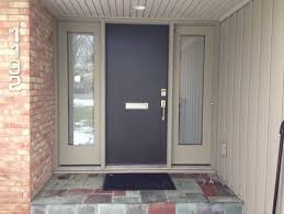 replace front doorWant to replace tile on front door step Want a modern and clean look