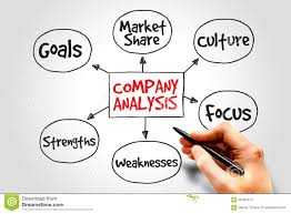 Company Analysis Company analysis stock illustration Illustration of concept 24 1