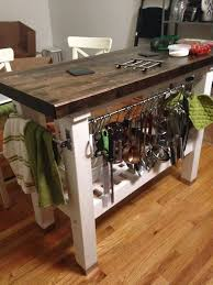 bake and baste how to sn and finish a rustic kitchen island ikea groland