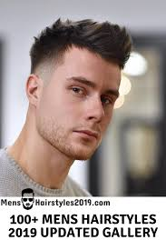 Men Hairstyle 2019 Back