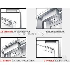 access control biometric accessories strike lock whole supplier from mumbai