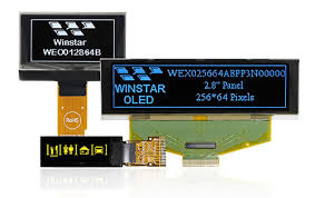 Oled Quote Extraordinary WINSTAR GRAPHIC OLED DISPLAY DB Lectro Inc
