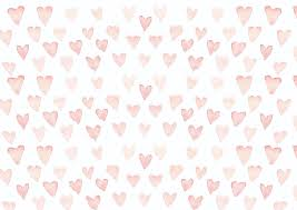 Heart Pattern Cool Download Free White Heart Pattern PPT Backgrounds
