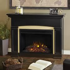 58 5 holbrook grand black electric fireplace