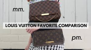louis vuitton favorite mm. louis vuitton favorite mm vs pm comparison louis vuitton favorite mm