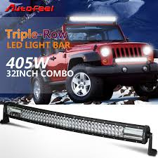 cree led light bars unbiased user reviews autofeel 7d the best 32 inch cree led light bar