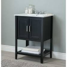 Dark bathroom vanity Navy Quickview Wayfair Dark Brown Bathroom Vanity Wayfair