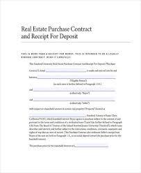 Deposit Receipt Sample Deposit Receipt Sample Under Fontanacountryinn Com