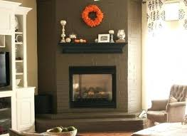 fireplace mantel lighting. Photo Fireplace Mantel Lighting