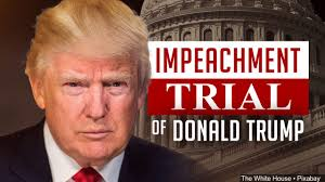 Donald trump was impeached by the house of representatives. Watch Live At 11 45 Senate Impeachment Trial Of President Trump