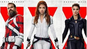 Black Widow to open this Friday, India ...