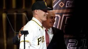 MLB draft: Pittsburgh Pirates take ...